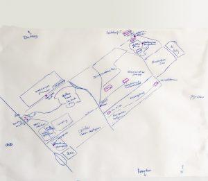 Mental map Buytenhout West
