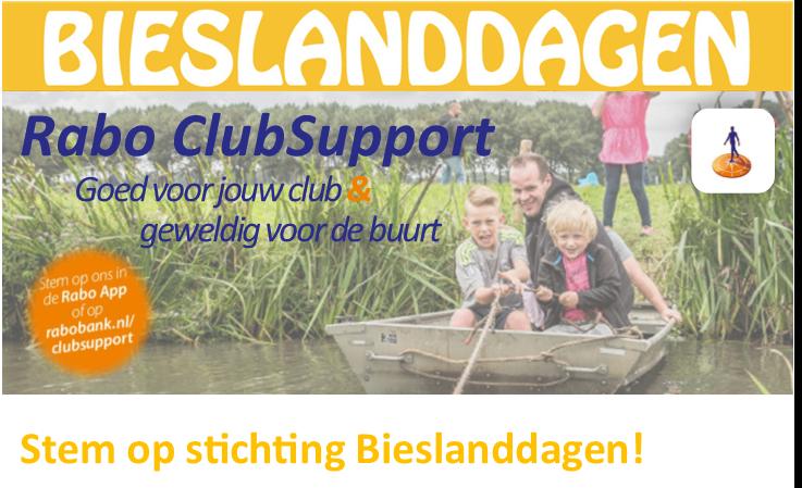 Stem op stichting Bieslanddagen