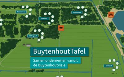 Tafel Nieuws: De eerste online Buytenhouttafel