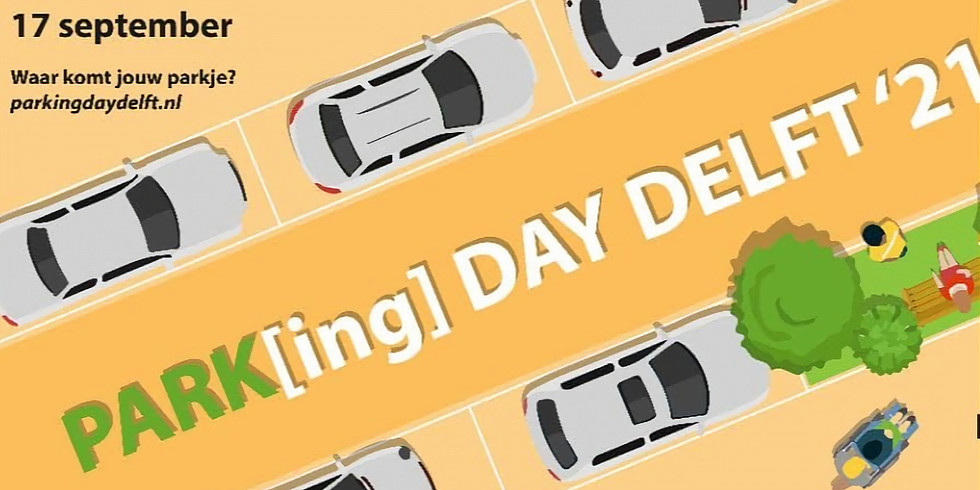 Park(ing) Day Delft